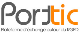 PORTTIC RGPD Logo